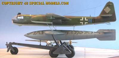 "Luftwaffe ""Mistel"" Program - Wonder Weapons - WWII Forums"